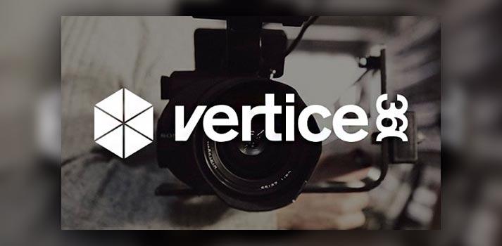 Logotipo de Vértice 360
