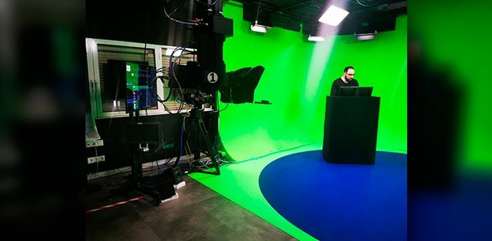 Plató virtual de WTVision