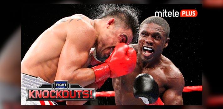 Imagen promocional de Fight Sports, nuevo canal de Mitele Plus