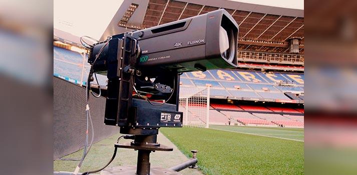 Sistema de automatización de cámaras PTB Mediapro