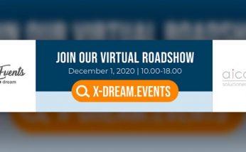 Virtual Roadshow - Convocatoria España liderada por Aicox y X-Events