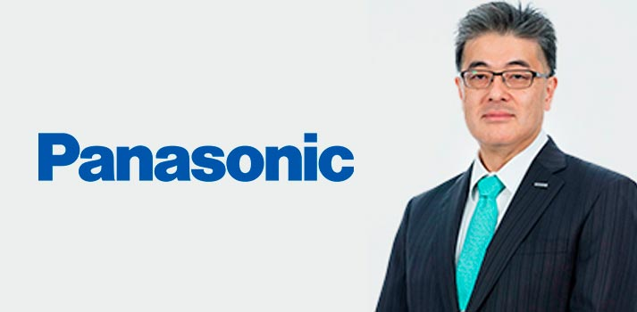 Yuki Kusumi, nuevo CEO de Panasonic