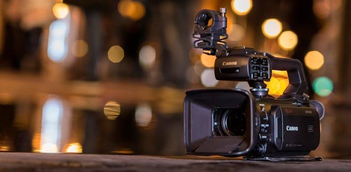 Cámara Canon XF405