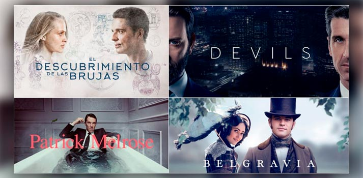 Cuatro producciones de NBCUniversal Global Distribution que estarán disponibles en Movistar+ en 2021