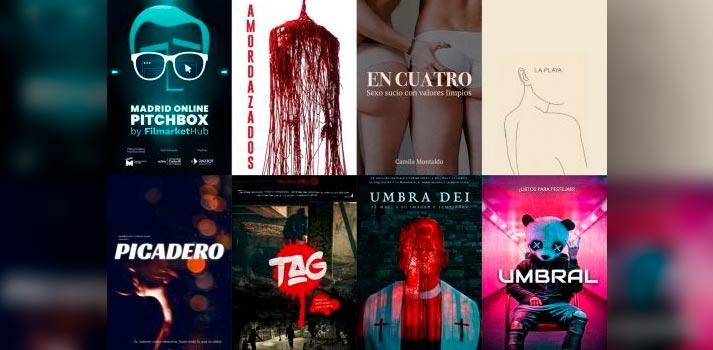Madrid Online Pitchbox - Series presentadas edición 2020