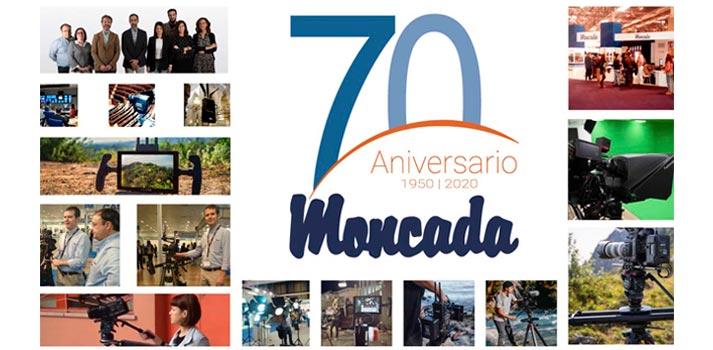 70º aniversario de Moncada
