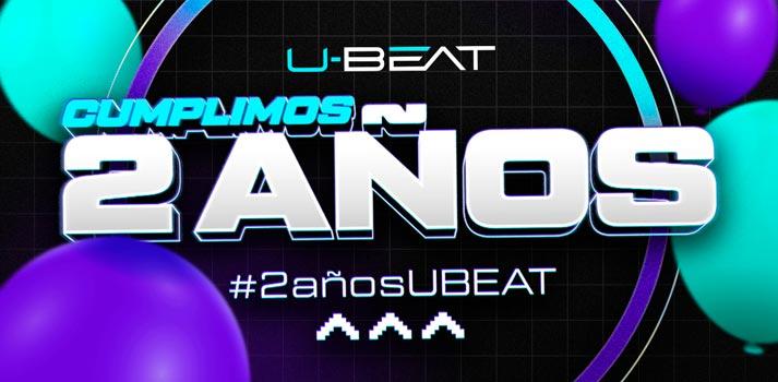 2º aniversario de Ubeat