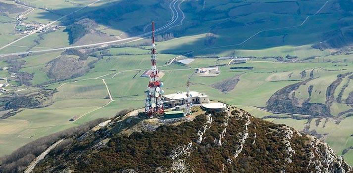 Uno de los centros operacionales de Cellnex Telecom
