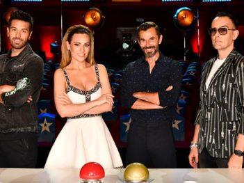 Presentadores y jueces de 'Got Talent España'