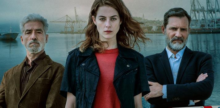 Segunda temporada de 'Auga Seca' - Imagen promocional