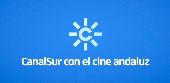 Logotipo corporativo de Canal Sur - Apoyo cine andaluz