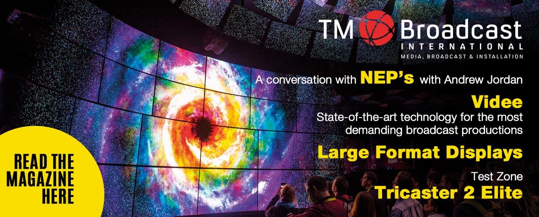NEP in TM Broadcast