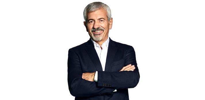 Carlos Sobera, presentador de 'El Precio Justo'