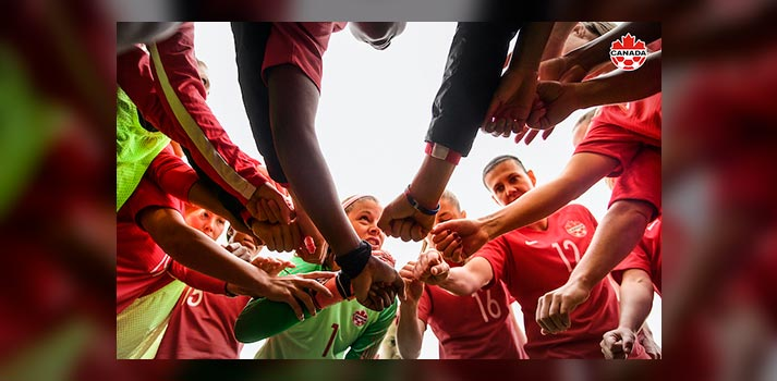 Equipo de fútbol femenino de Canadá