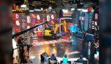 Plató de 'El Desafío', formato de 7 y Acción para Antena 3