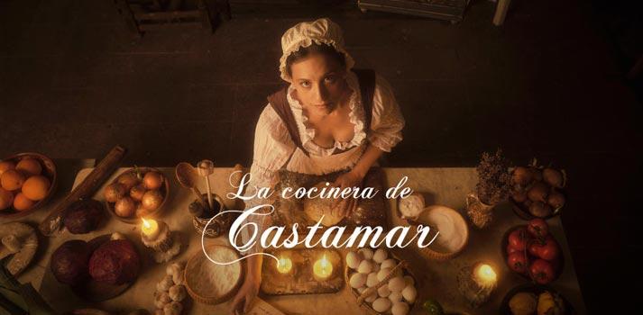 """Imagen promocional de """"La Cocinera de Castamar"""", nueva ficción de Atresmedia"""