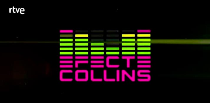 Logo de Efecte Collins, programa de RTVE