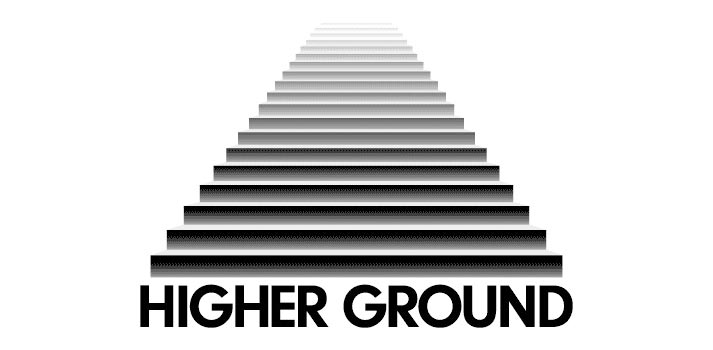 Logo de Higher Ground - Productora para Netflix
