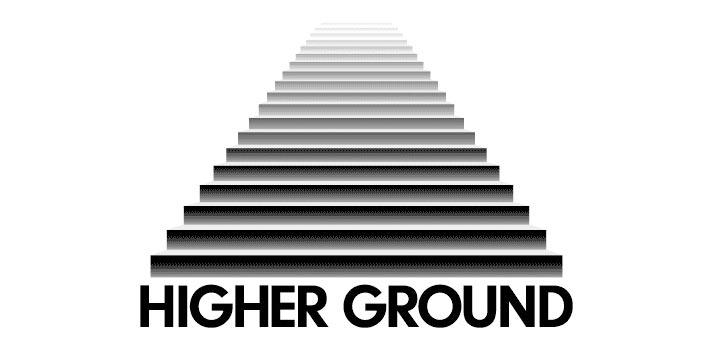 Logo de Higher Ground - Productora para Netflix