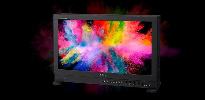 Monitor de referencia BVM-HX310 de Sony