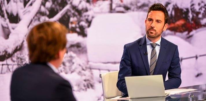 Entrevista a José Luis Martínez Almeida en Telemadrid (Enero 2021)