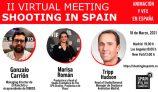 Ponentes y horarios del evento 'II Virtual Meeting Shooting in Spain - Animación y VFX en España