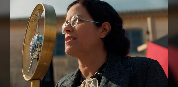 Escena de la TV Movie 'Frederica Montseny, La Dona que Parla'