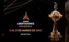 Fecha y trofeo de la Copa Conmebol Libertadores Femenina