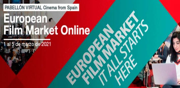 European Film Market Online 2021 - Imagen promocional