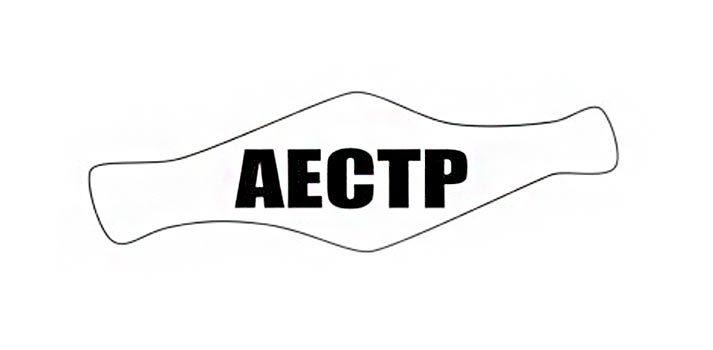 Logotipo de la ACETP, Asociación de eléctricos de cine, televisión y publicidad