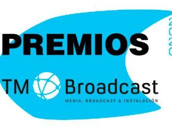 Logotipo de los Premios TM Broadcast 2020