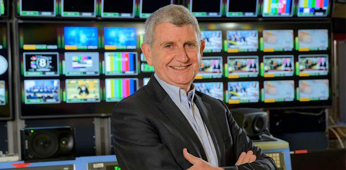 José Manuel Pérez Tornero toma posesión como presidente del Consejo de Administración de RTVE