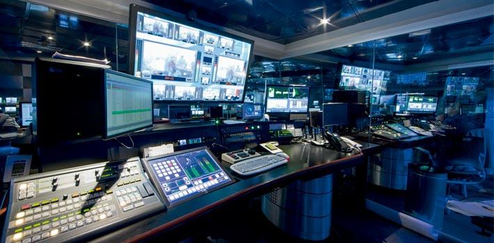 Instalaciones de Televisa