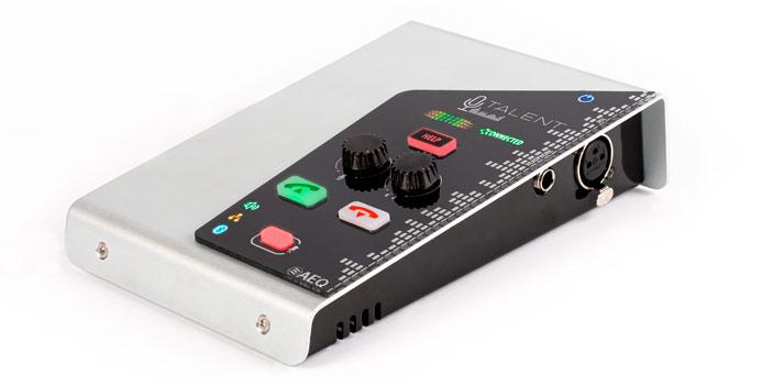 Imagen de producto - Codificador de audio AEQ Talent
