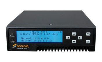 Sencore lanza su nuevo decodificador Impulse 300D
