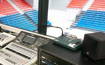 AEQ equipa el sistema intercom del pabellón Mosir Pulawy en Polonia