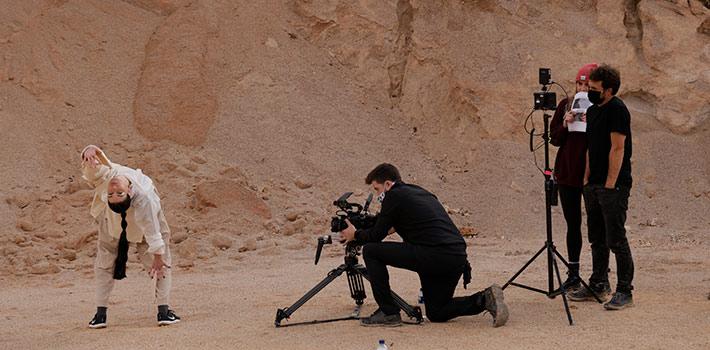 Entrevista con Pedro Vendrell, director de fotografía
