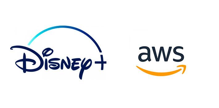 Disney + confía en Amazon como proveedor para su infraestructura cloud