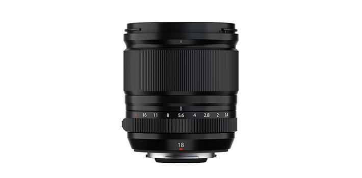 Fujifilm lanza su nuevo objetivo Fujinon XF18mmF1.4
