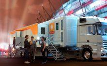 Sony proporciona a Polsat su primera unidad móvil IP 4K