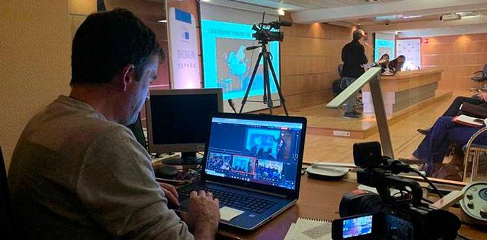 RTVE se hace eco de su éxito en los premios TM Broadcast