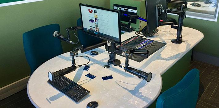 AEQ equipa el nuevo estudio de Radio Namakwaland, en Sudáfrica