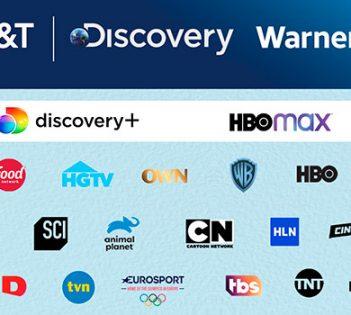 Warner Media y Discovery se fusionan
