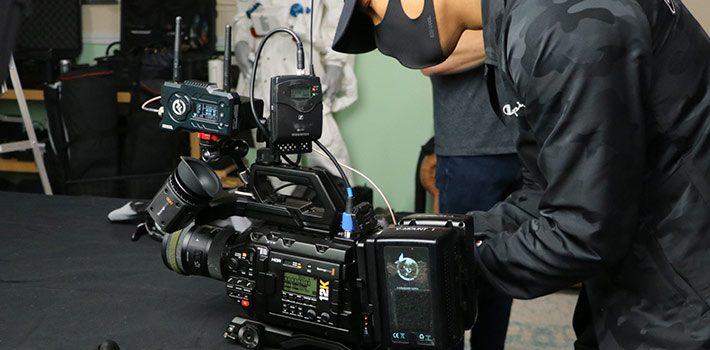 Las cámaras Blackmagic protagonizan el rodaje un documental de Artlist