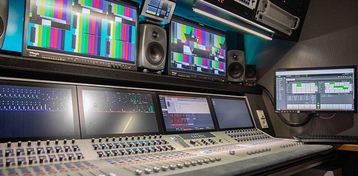 Calrec equipa la primera unidad móvil de la cadena rusa City TV-Radio