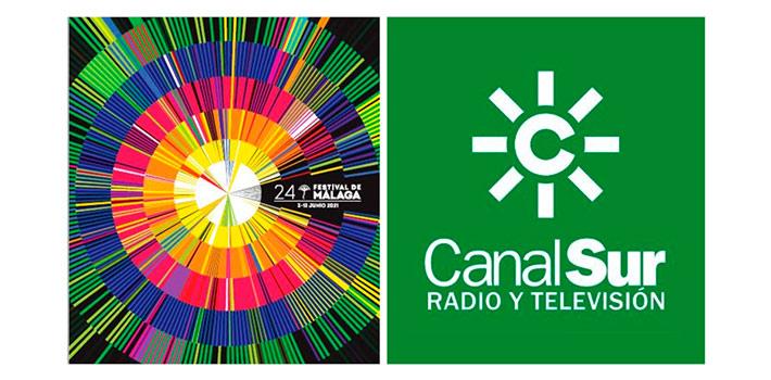 """Canal Sur se vuelca con el festival de Málaga con el Premio """"Talento Andaluz"""" y una amplia cobertura"""