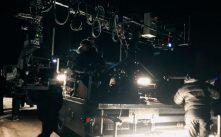 Lentes Cooke en el rodaje de Bajocero