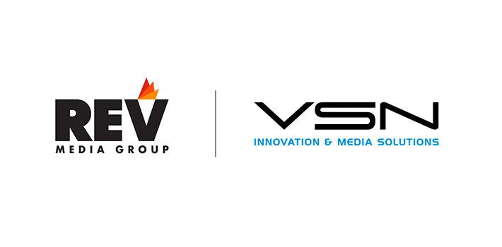 REV Media Group confía su distribución de contenido a VSN