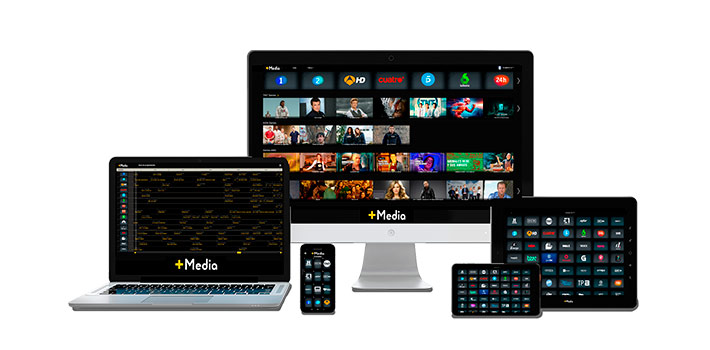 MasMedia TV abre un nuevo data center en IPCore