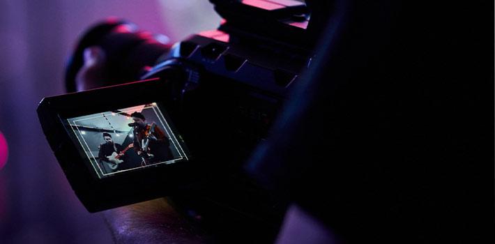 """Blackmagic equipa la transmisión en directo del sello """"Scruff of the Neck"""""""
